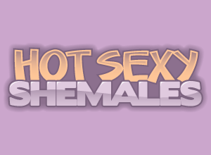 Hot Sexy Shemales